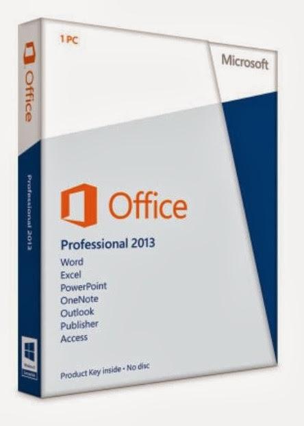 Download Microsoft Office Professional Plus 2013 Full Version