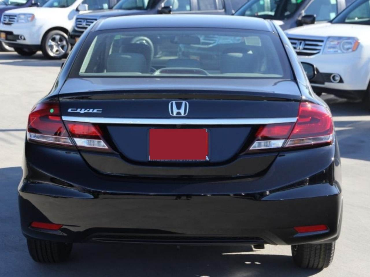Honda mostra o Novo Civic 2014 com facelift à imprensa brasileira dia