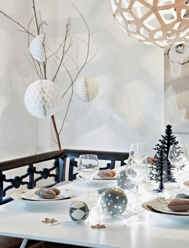 Interior Relooking  Come arredare casa a Natale  idee da copiare 22836c68762