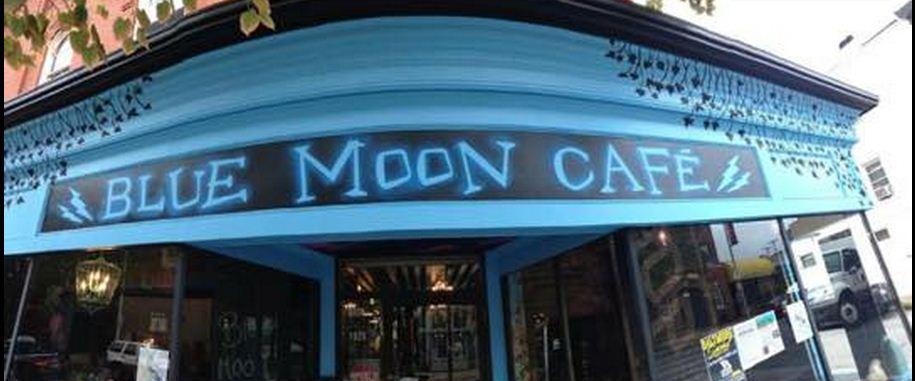 Blue Moon Cafe Stringtown Ok