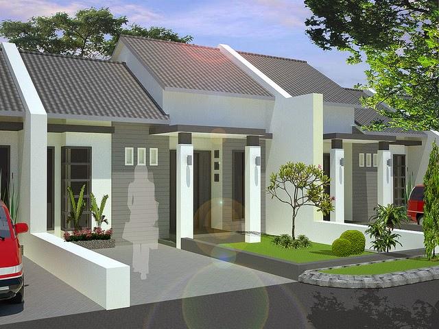 type rumah minimalis modern