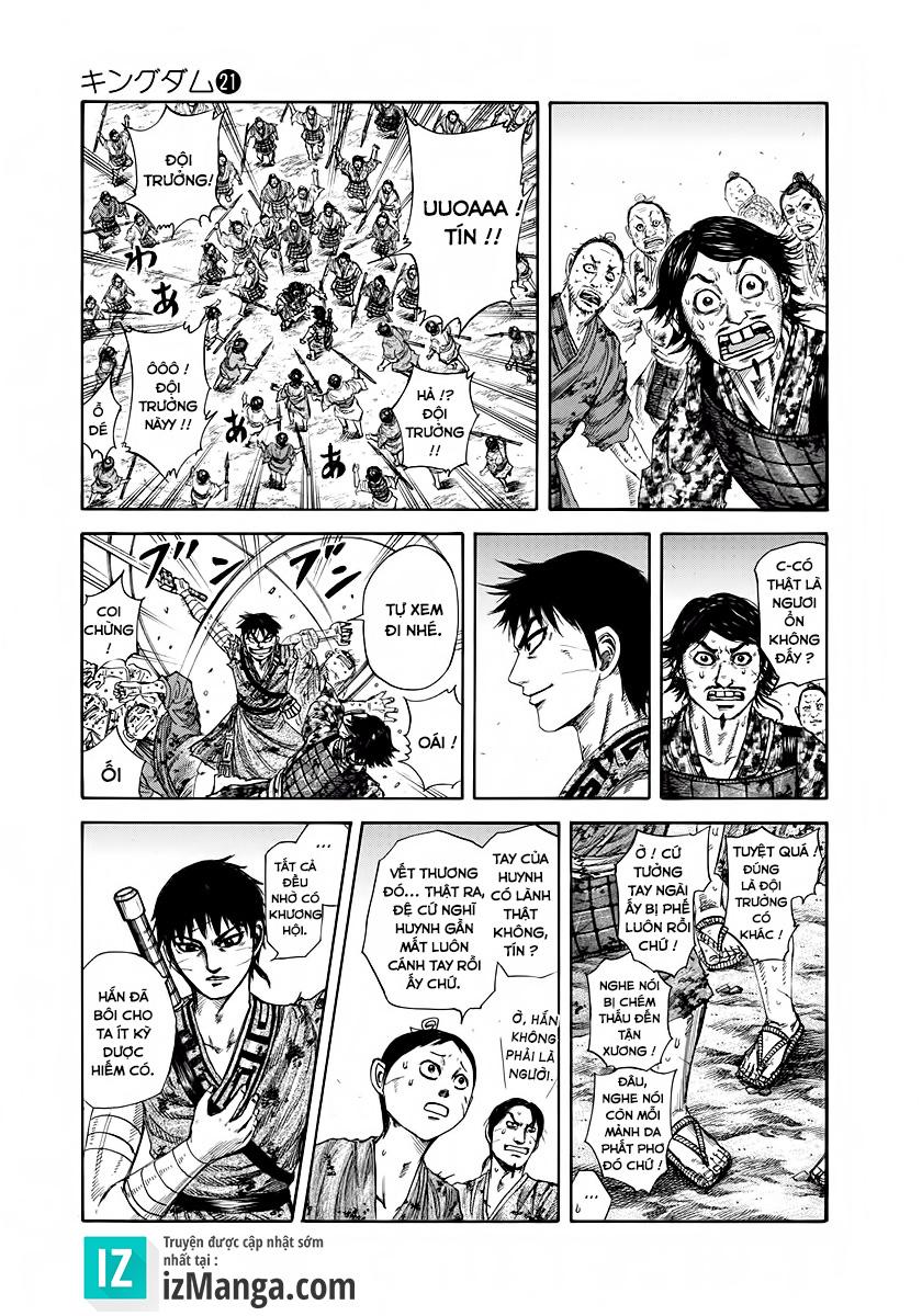 Kingdom – Vương Giả Thiên Hạ (Tổng Hợp) chap 224 page 4 - IZTruyenTranh.com