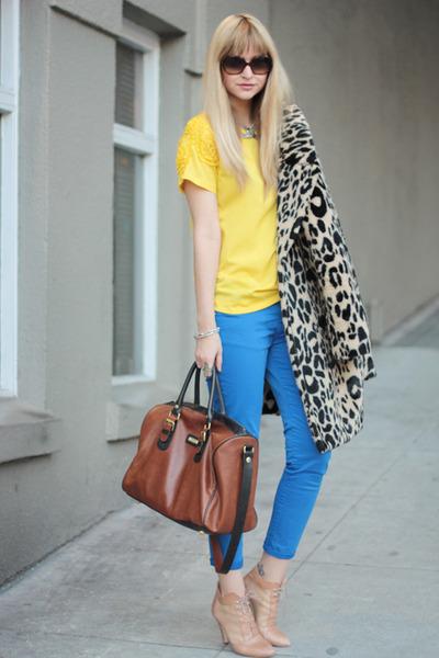 leopard print coat,leopard print,blogger,blog, popcultureafternoon