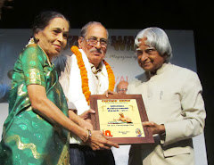 Life Time Achievement Award at new Delhi - 2011