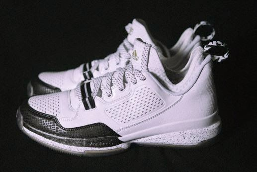 info for 02597 2065c adidas Damian Lillard 1 NYC Sneaker (Detailed Images) adidasHoops