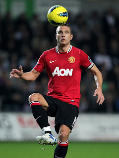 Swansea City Vs Mannchester United chicharito