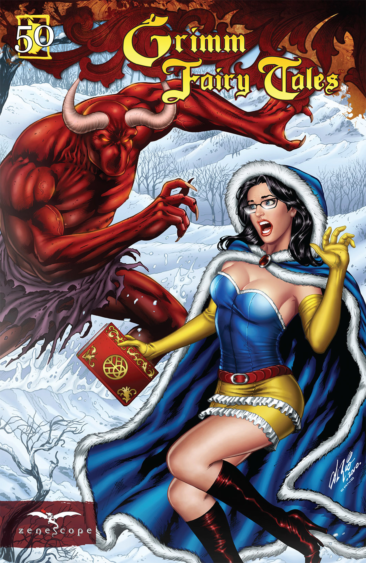 Grimm Fairy Tales (2005) Issue #50 #53 - English 1