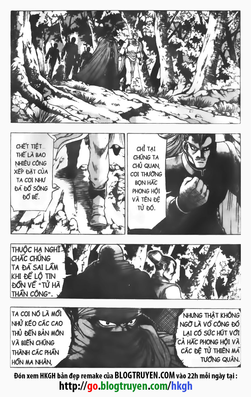 Hiệp Khách Giang Hồ - Hiệp Khách Giang Hồ Chap 138 - Pic 8