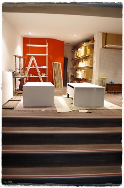 mein lillys living polster streichen mit kalkfarbe von jdl. Black Bedroom Furniture Sets. Home Design Ideas