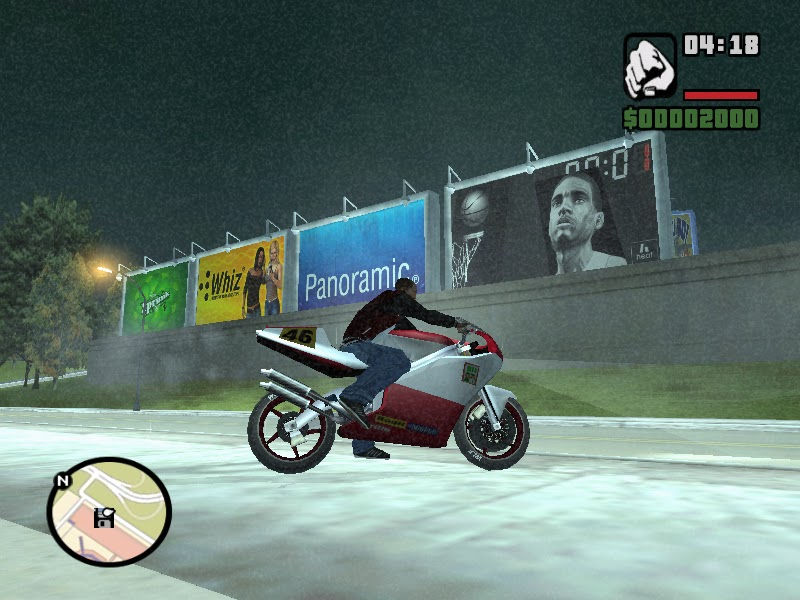 Grand Theft Auto Tbogt-to-SA Adelantos