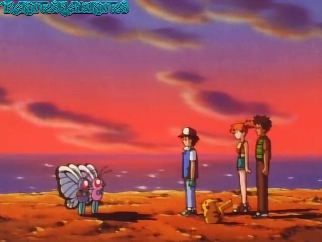 butterfree and ash meet again crossword