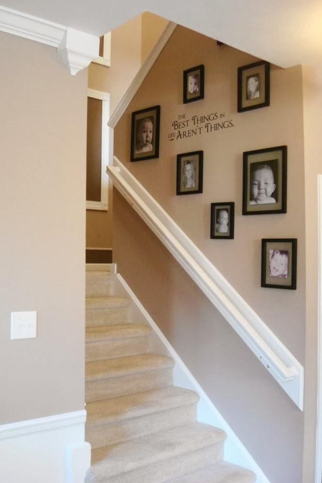 2 in a closet decora con cuadros - Cuadros para subida escaleras ...