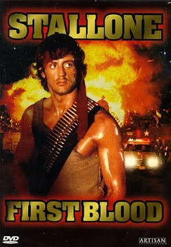 Rambo: First Blood - Rambo 1: R5 (1982) Poster