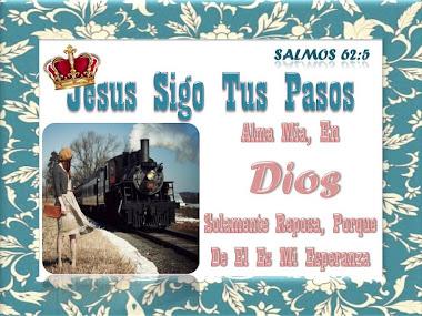 Jesús sigo tus pasos