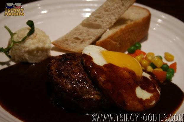 Ma Maison Japanese Western Food: Japanese Fusion at Greenbelt 2 ...