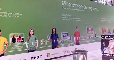 Microsoft Store Comes to Santa Clara