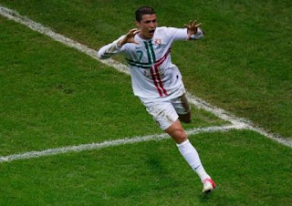 Hasil Portugal vs Ceko 22 Juni 2012, Hasil Portugal vs Ceko