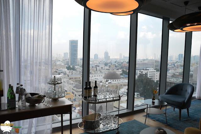 rothschild hotel view
