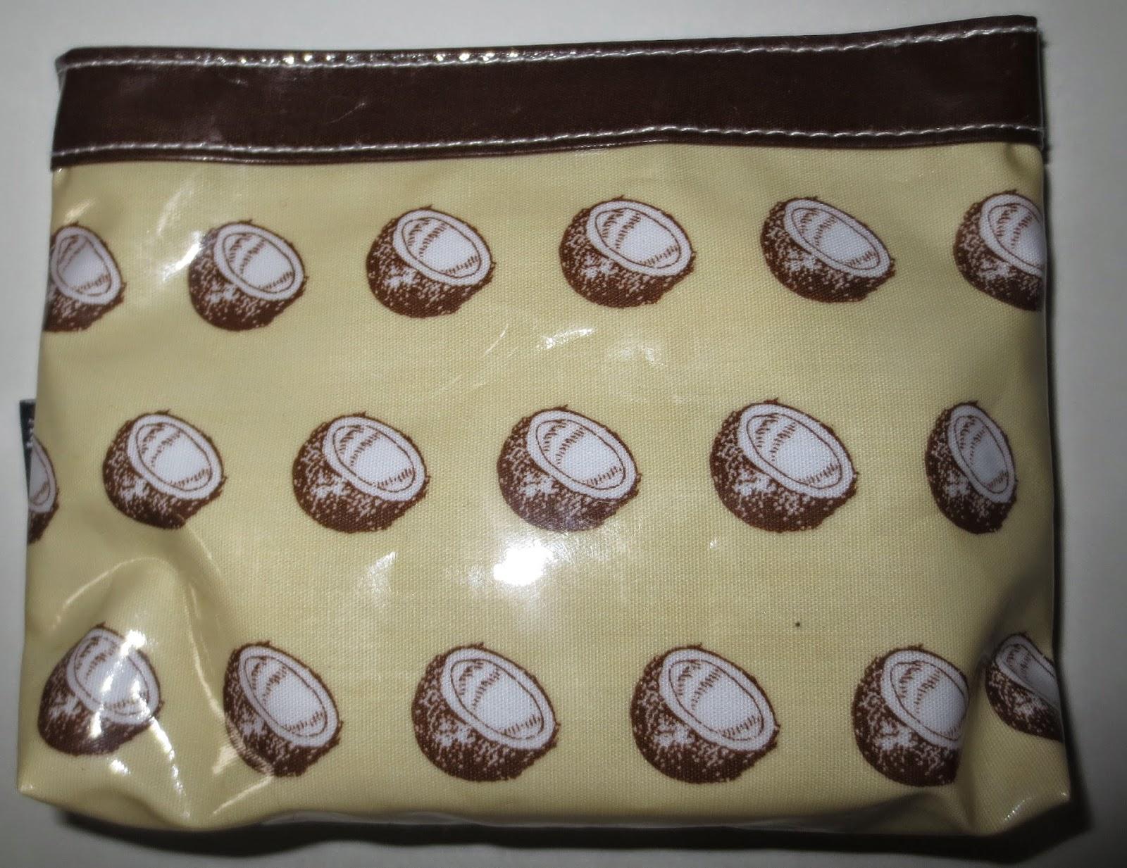 Philosophy Vanilla Coconut Limited Edition Gift Set Makeup Bag