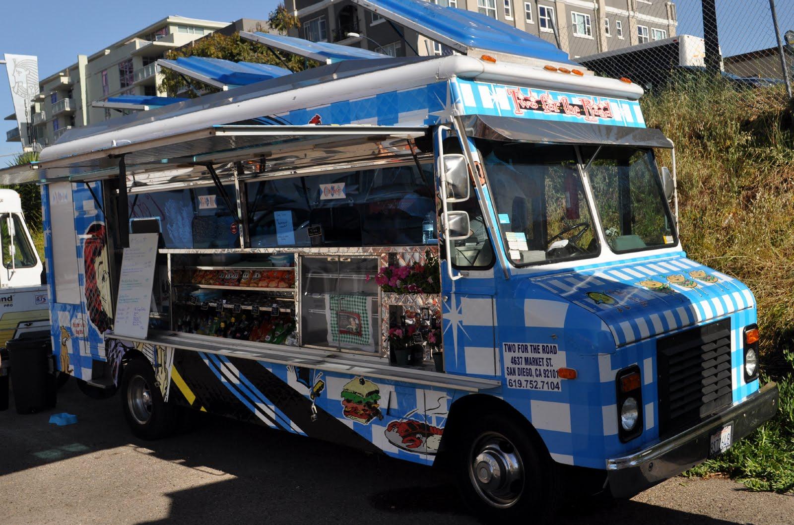San Diego Food Trucks Location