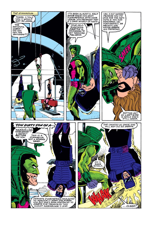 Captain America (1968) Issue #382 #315 - English 6