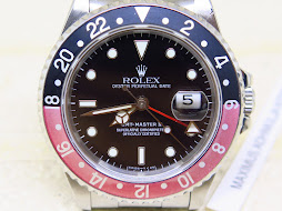 ROLEX GMT MASTER II COKE BEZEL - ROLEX 16710 - SERIE S YEAR 1993 FULLSET BOX PAPERS