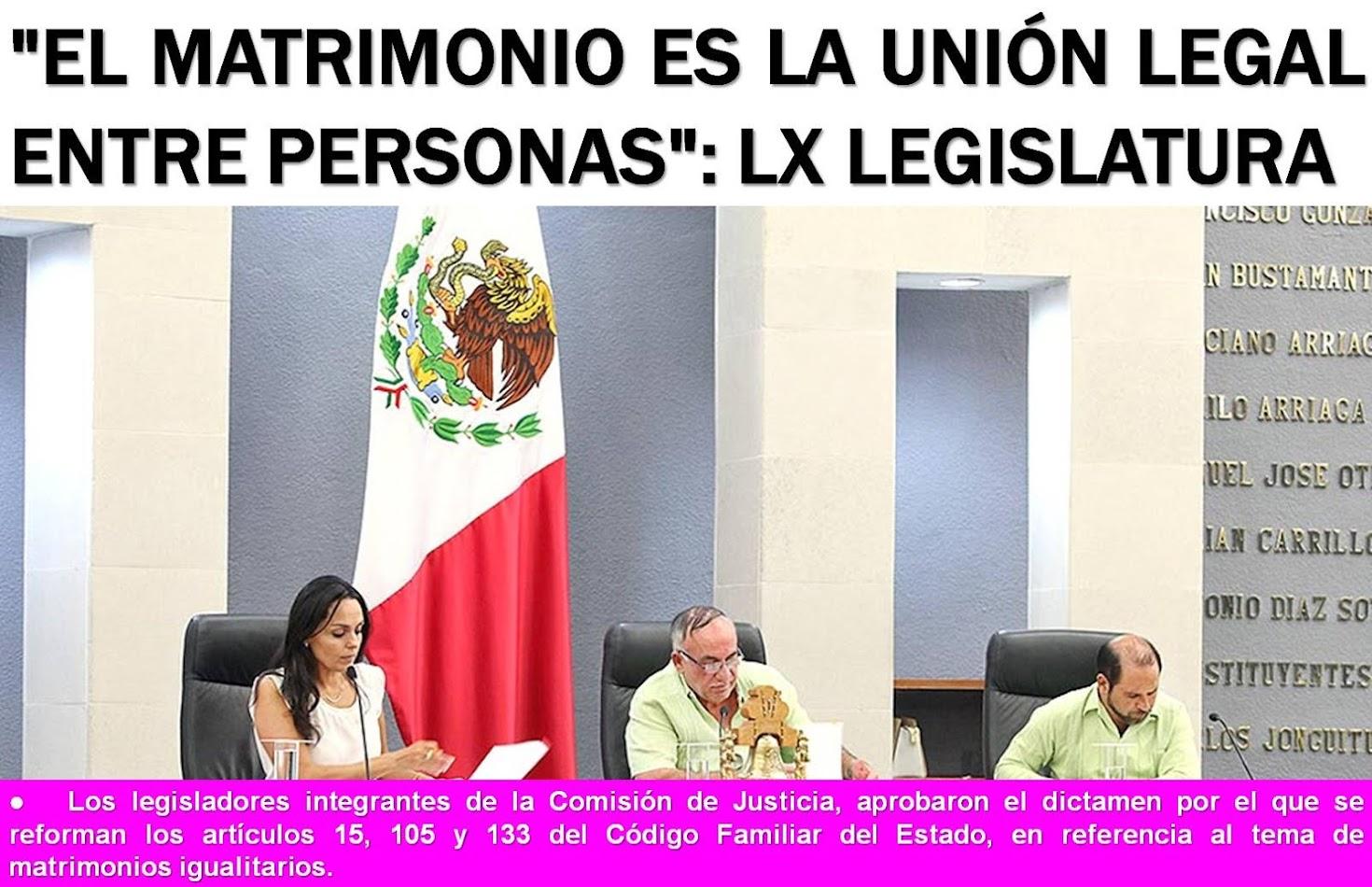 LA LX LEGISLATURA: UN PODER CIUDADANO