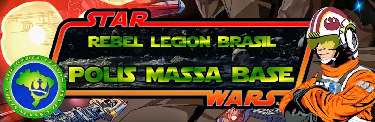 Rebel Legion Brasil - Nós somos os mocinhos