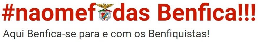 #naomefodas Benfica!!!