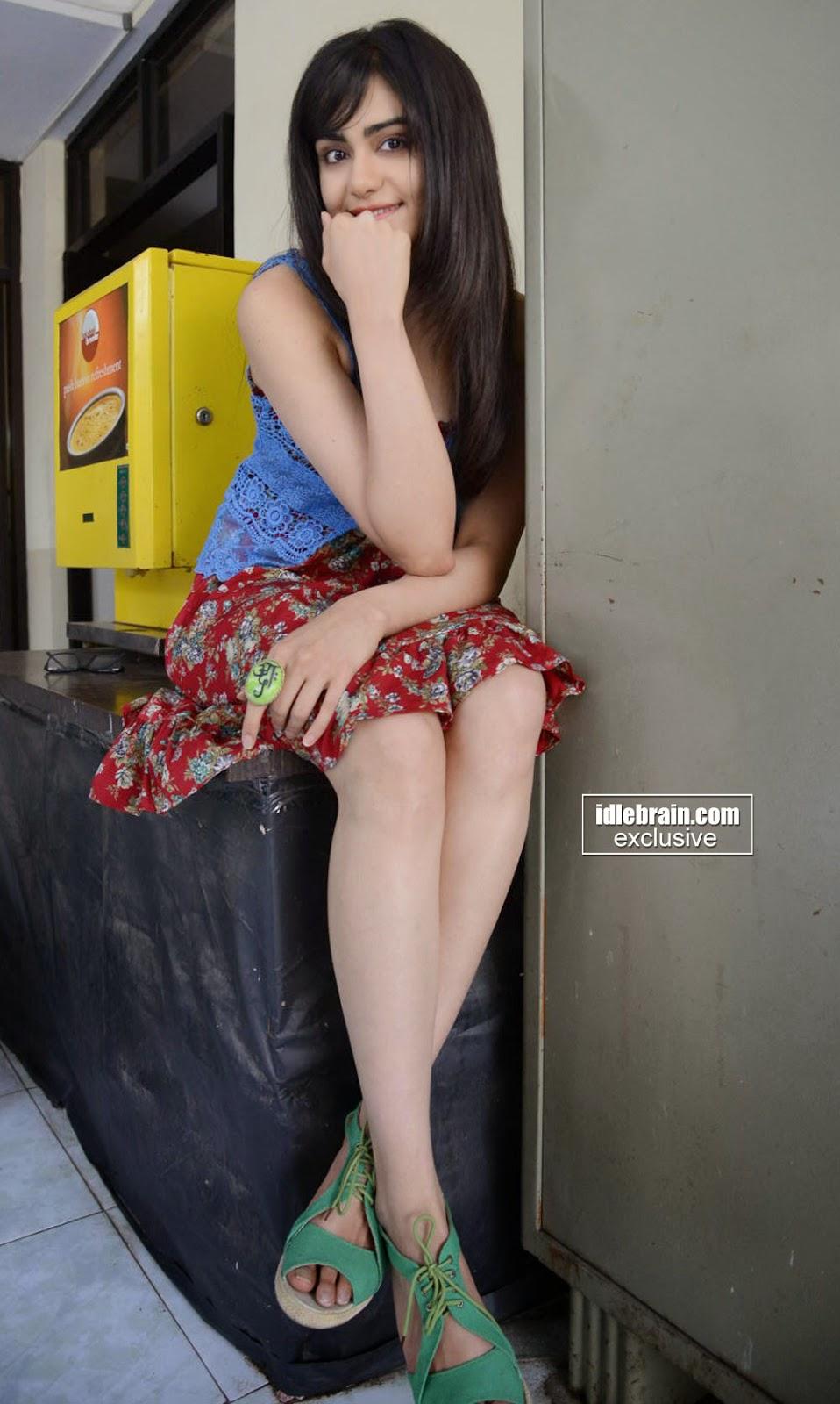 Adah Sharma hot