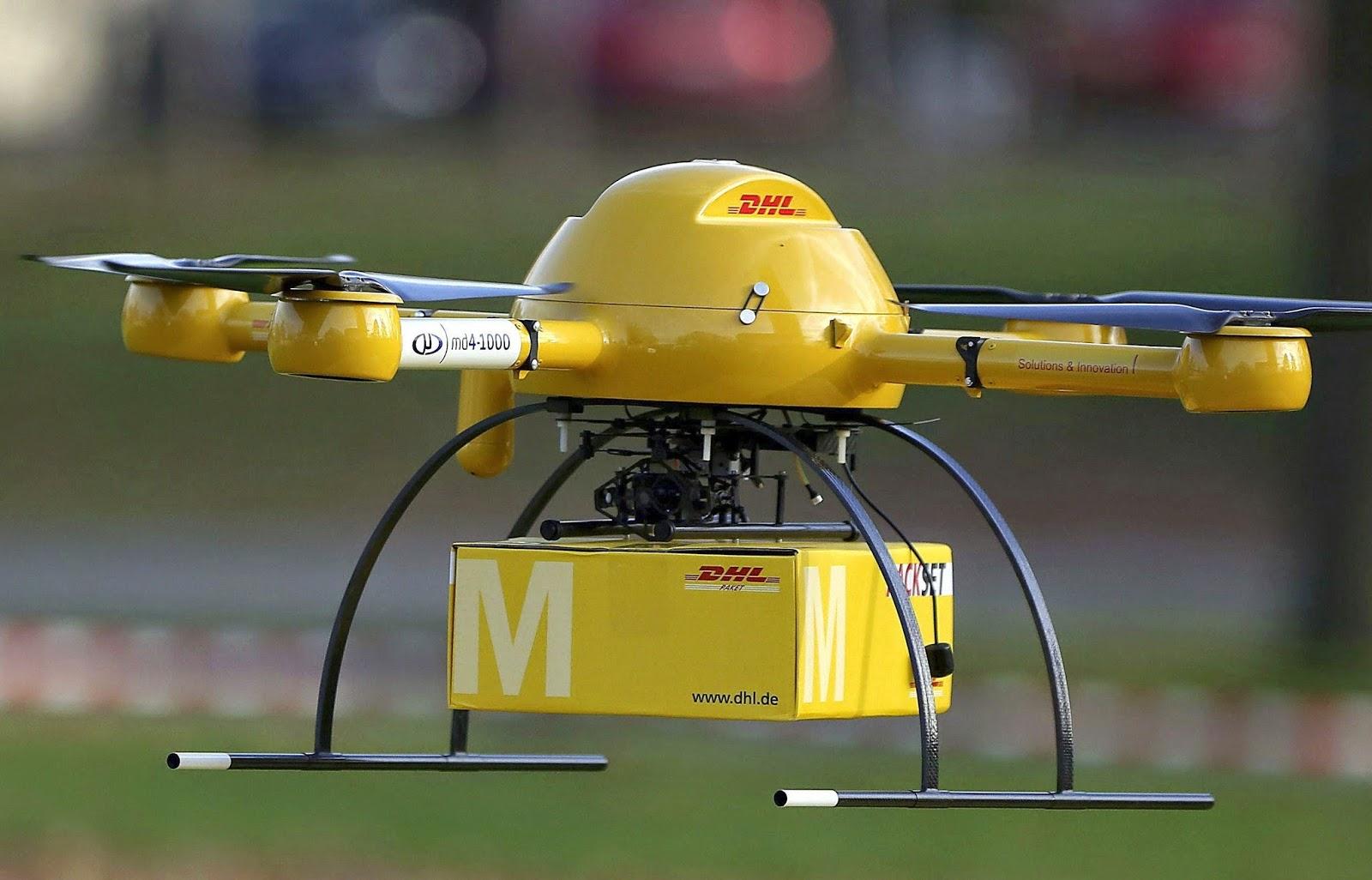 Ventajas, Desventajas, Drones