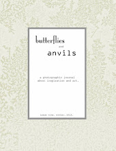 butterflies and anvils. AUTUMN ISSUE!