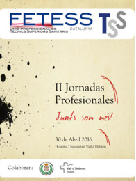 II Jornadas Profesionales TSS
