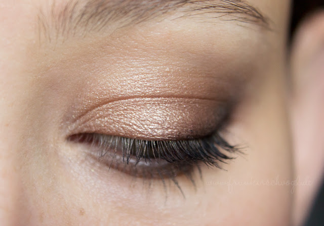 summer look make-up eyes