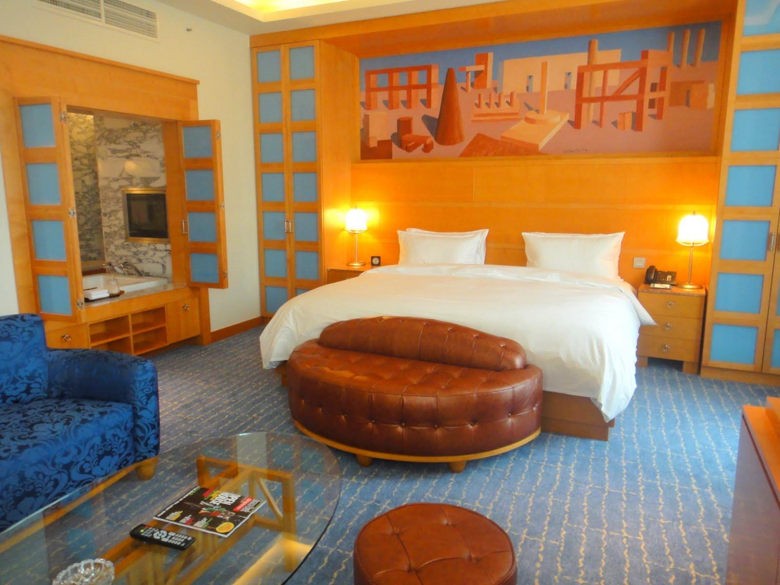 Awa Hotel Room