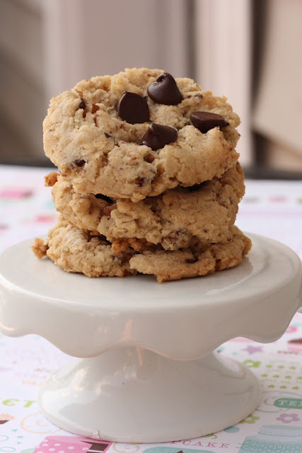 Oatmeal-Chocolate-Chip-Pecan-Cookies