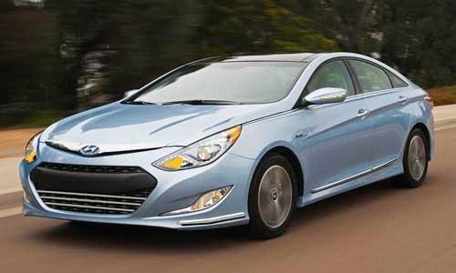 car i Novo Hyundai Sonata 2014