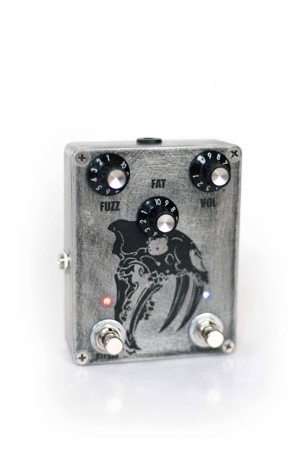 Red Fang Fuzz Pt.1   LiL Effects