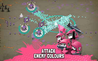 Tactile Wars V1.3.3 Mod Apk-Screenshot-1