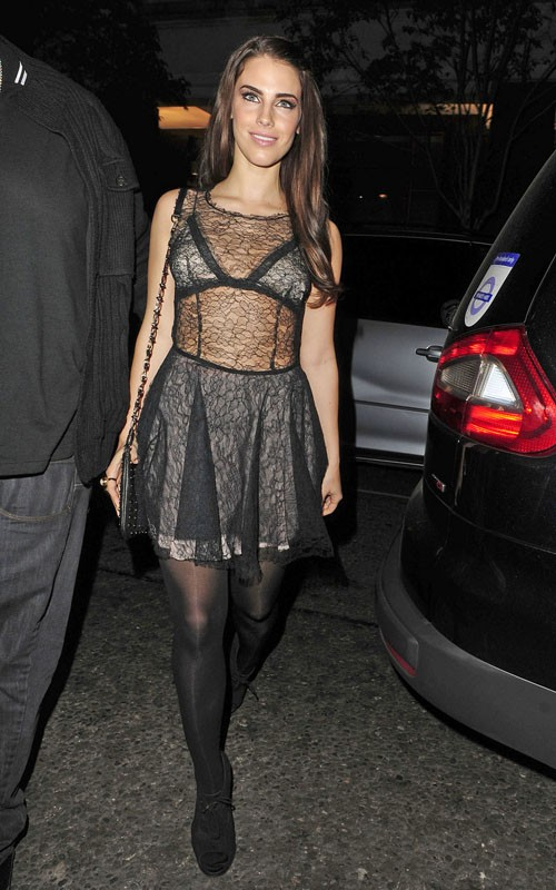 Jessica Lowndes in a See Through Dress Wow or Eww The Woman at the Well