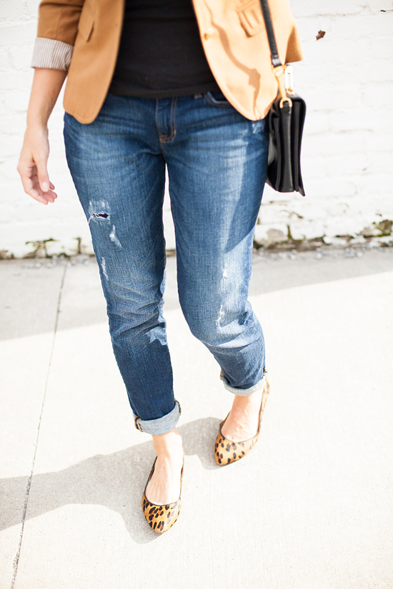 Here&Now: casual chic jean outfits
