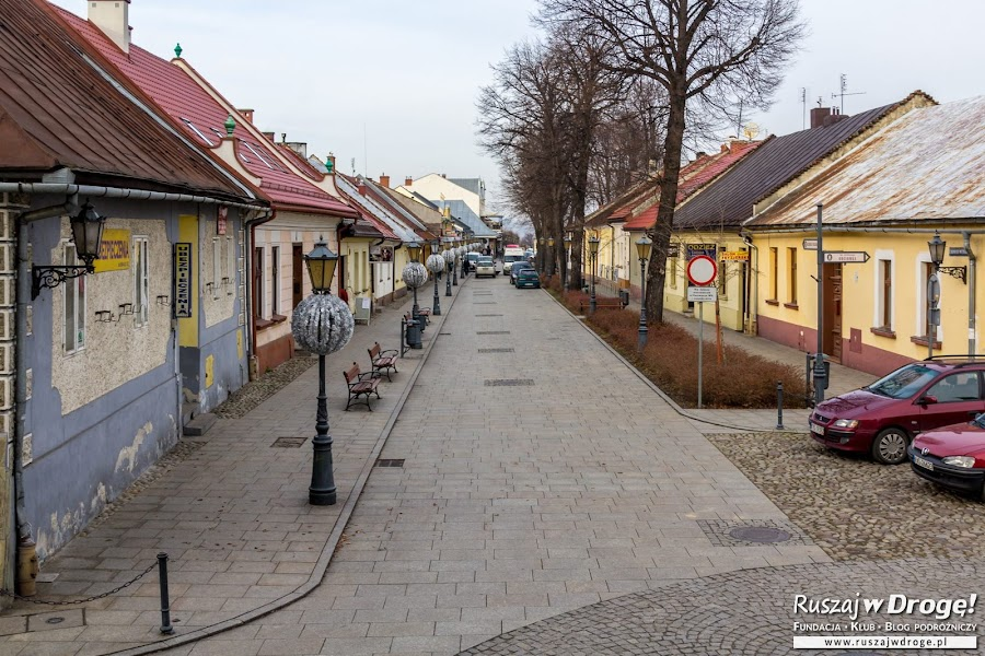 Stary Sącz - Spacer po mieście
