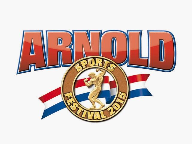 Arnold Sports Festival 2015 - Foto: Divulgação