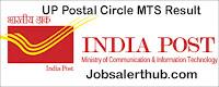 UP Postal Circle MTS Result