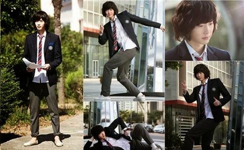 Lee Jong Suk dalam drama Korea terbaru Pinocchio