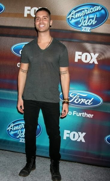 nick fradiani american idol season 14  winner