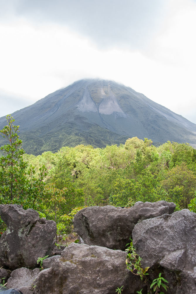 Vulkan Arenal, Costa Rica