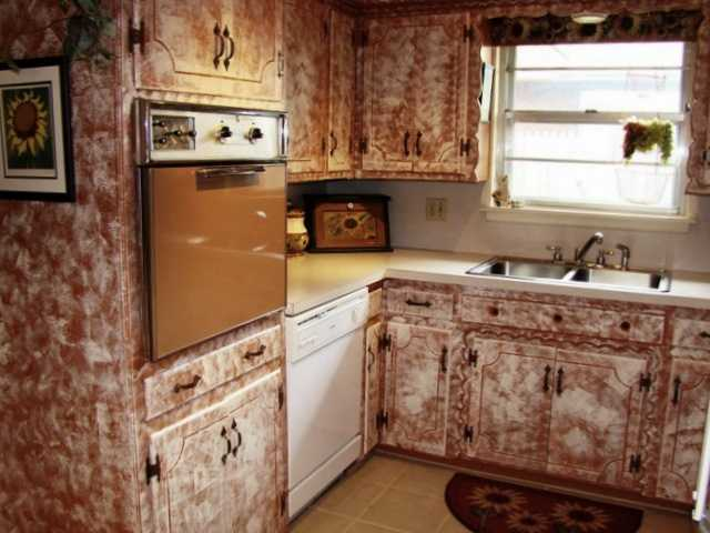 Kitchen Cabinets Ideas faux finishes for kitchen cabinets : Kitchen Cabinet Faux Paint Finishes - Sarkem.net