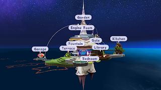 Planetarium del cometa!