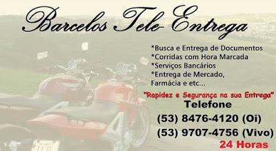 Barcelos Tele-Entrega